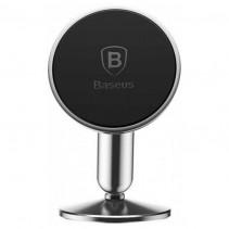 Автомобильный держатель Baseus Bullet An on-board Magnetic Bracket Black (SUYZD-01)