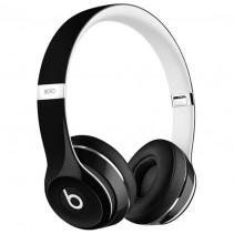 Наушники Beats Solo 2 Wired Luxe Edition Black (ML9E2)