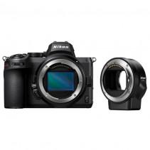 Фотоаппарат Nikon Z5 Body + FTZ Mount Adapter [VOA040K002]