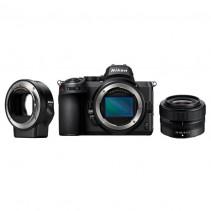 Фотоаппарат Nikon Z5 + 24-50 F4-6.3 + FTZ Mount Adapter [VOA040K003]