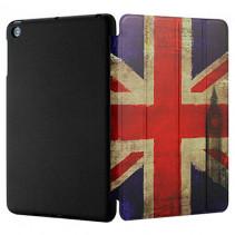 Чехол-книжка Wow case Covermate plus for iPad 2018 (New) / 2017 (British Flag)