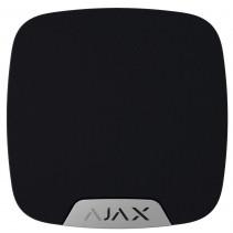 Беспроводная комнатная сирена Ajax HomeSiren, Jeweller, 105 дБ, 3V CR123A, черная