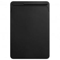 Чехол Apple Leather Sleeve for 10.5 iPad Pro - Black (MPU62)