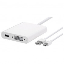 Apple Mini DisplayPort to Dual-Link DVI Adapter (MB571)