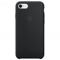 Чехол Apple iPhone 8 Silicone Case Black (MQGK2)