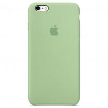 Чехол Apple iPhone 8 Plus Silicone Case Mint (Original copy)