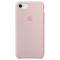 Чехол Apple iPhone 8 Silicone Case Pink Sand (MQGQ2)