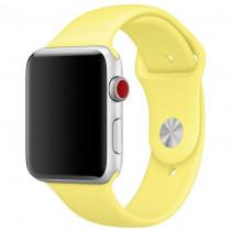 Ремешок Apple Watch 38mm Sport Band (S/M & M/L) Lemonade