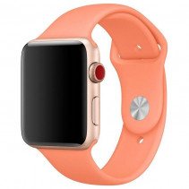 Ремешок Apple Watch 42mm Sport Band (S/M & M/L) Peach