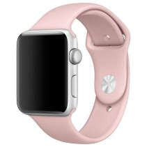 Ремешок Apple Watch 38mm Sport Band (S/M & M/L) Pink