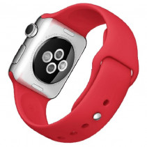 Ремешок Apple Watch 42mm Sport Band (S/M & M/L) Product Red
