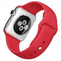 Ремешок Apple Watch 38mm Sport Band (S/M & M/L) Product Red
