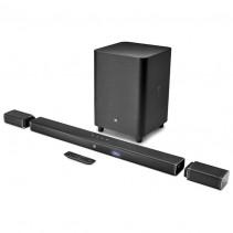JBL Bar 5.1 Channel 4K Ultra HD Soundbar with True Wireless Surroud Speakers Black (JBLBAR51BLK)