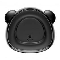 Автомобильный держатель Baseus Car Mount Bear Magnetic Bracket Black (SUBR-A01)