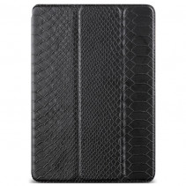Чехол-книжка Verus Snake Leather Case for iPad Mini (Black) (VSIP6IH8)