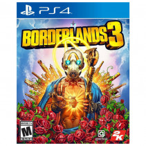 Borderlands 3 (PS4) Rus Sub