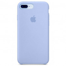 Чехол Apple iPhone 8 Plus Silicone Case Lilac (Original copy)