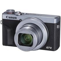 Фотокамера Canon PowerShot G7 X Mark III Silver [3638C013]