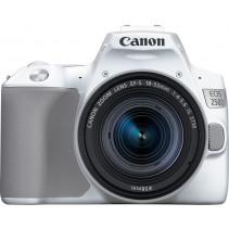 Фотокамера Canon EOS 250D Kit 18-55 IS White [3458C003]