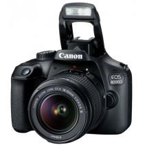 Фотоаппарат Canon EOS 4000D + объектив 18-55 DC III