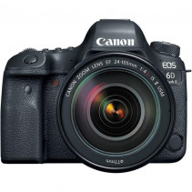 Зеркальный фотоаппарат Canon EOS 6D Mark II kit (24-105mm f/4 IS L)