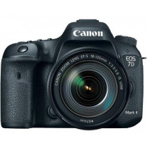Зеркальный фотоаппарат Canon EOS 7D Mark II kit (EF-S 18-135mm) IS USM