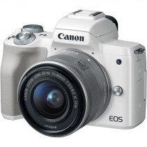 Фотоаппарат Canon EOS M50 + 15-45 IS STM Kit [White]