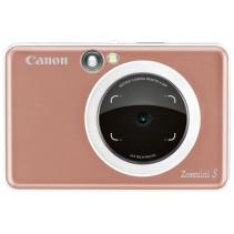 Фотоаппарат Canon ZOEMINI S ZV123 RG Beige (3879C007)