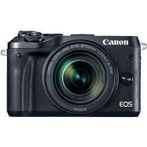 Беззеркальный фотоаппарат Canon EOS M6 kit (18-150mm)