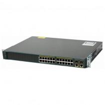 Коммутатор Cisco Catalyst 2960 Plus 24 10/100 (8 PoE) + 2 T/SFP LAN Lite