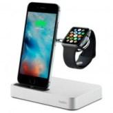 Док-станция Belkin Charge Dock iWatch + iPhone (F8J183vfSLV)