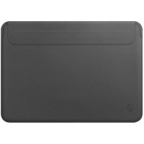 "Чехол-конверт Wiwu Skin Pro 2 Leather Sleeve for MacBook Pro 13"" (Gray)"