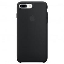 Чехол Apple iPhone 8 Plus Silicone Case Black (Original copy)