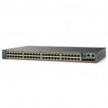 Коммутатор Cisco Catalyst 2960-X 48 GigE, 2 x 1G SFP, LAN Lite