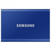 SSD накопитель Samsung T7 500 GB Indigo Blue (MU-PC500H/WW)