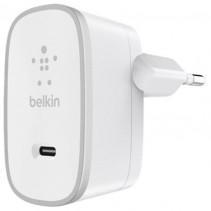 Сетевое ЗУ Belkin USB-C Charger c кабелем USB-C to USB-C (1.5m), 15W, Wht