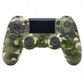 Геймпад Sony DualShock 4 V2 (Green Camouflage)