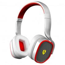 Наушники Ferrari Scuderia R200 White Headphones