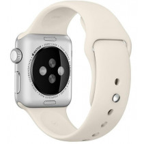 Ремешок Apple Watch 38mm Sport Band Antique White (MLKU2)