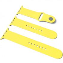 Ремешок Apple Watch Sport Band (42mm/44mm) Canary Yellow