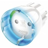 Умная розетка Fibaro Wall Plug, Z-Wave, 230V, макс. 11А, 2.6кВт, белая