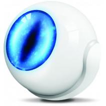 Умный датчик движения Fibaro Motion Sensor 3в1, Z-Wave, 3V CR123A, сенсор темп.+ освещения, белый
