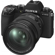 Фотоапарат Fujifilm X-S10+ XF 16-80mm F4.0 Kit (16670077)