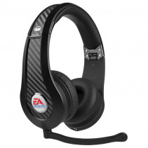 Наушники Monster Game MVP Carbon On-Ear Headphones by EA Sports Black (MNS-128974-00)
