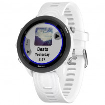 Смарт-часы Garmin Forerunner 245 Music White (010-02120-31)