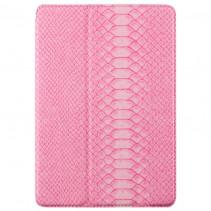 Чехол-книжка Verus Snake Leather Case for iPad 2018 (New) / 2017 (Pink)