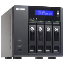 Система хранения данных NAS QNAP (TVS-471-i3-4G)