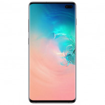 Samsung G9750 Galaxy S10 Plus 128GB Duos (White) (SnapDragon)