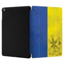 Чехол-книжка Wow case Covermate plus for iPad 2018 (New) / 2017 (Ukrainian Flag)