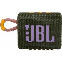 JBL GO 3  (JBLGO3GRN)